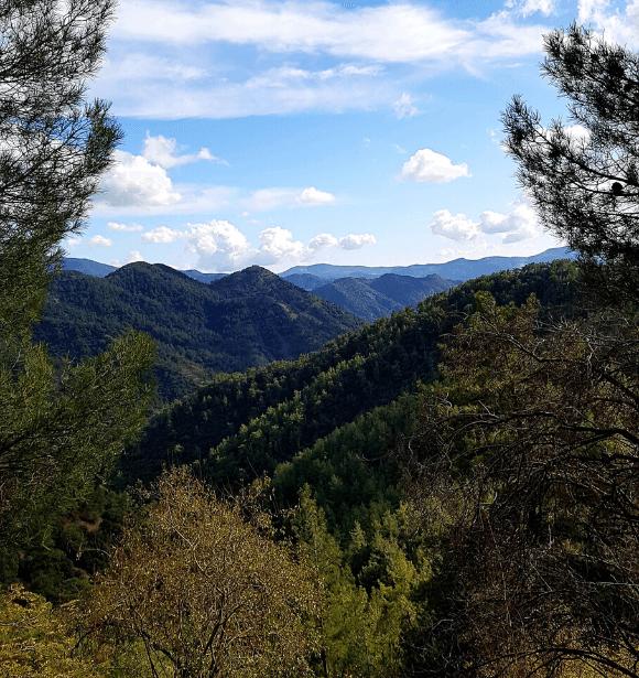Troodos - hegység
