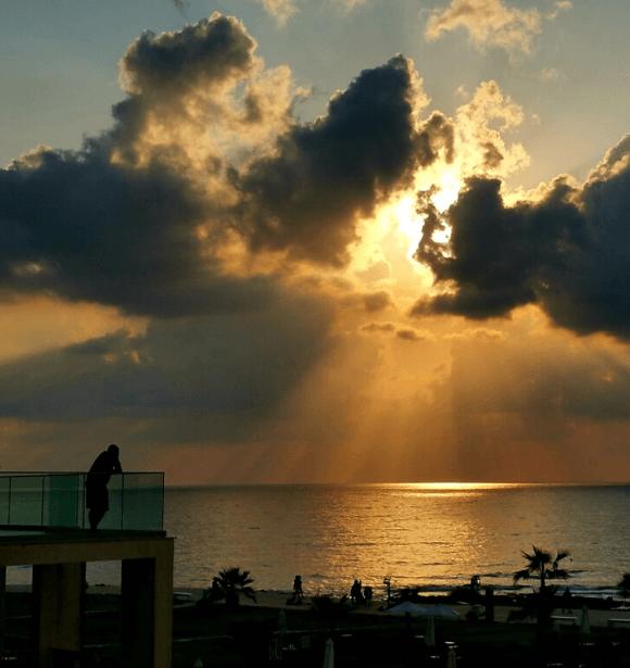 Ciprusi naplemente