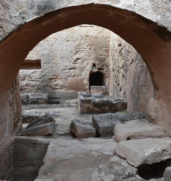Látnivalók Páfoszon