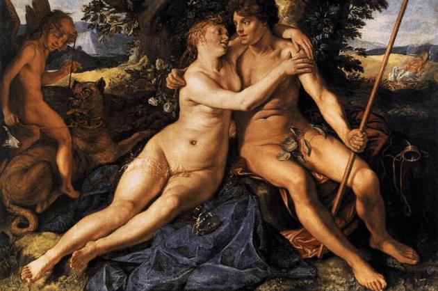 Adonisz és Aphrodité