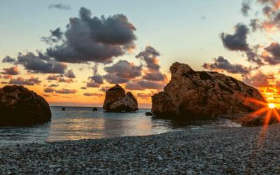 Aphrodité sziklája (Petra tou Romiou)