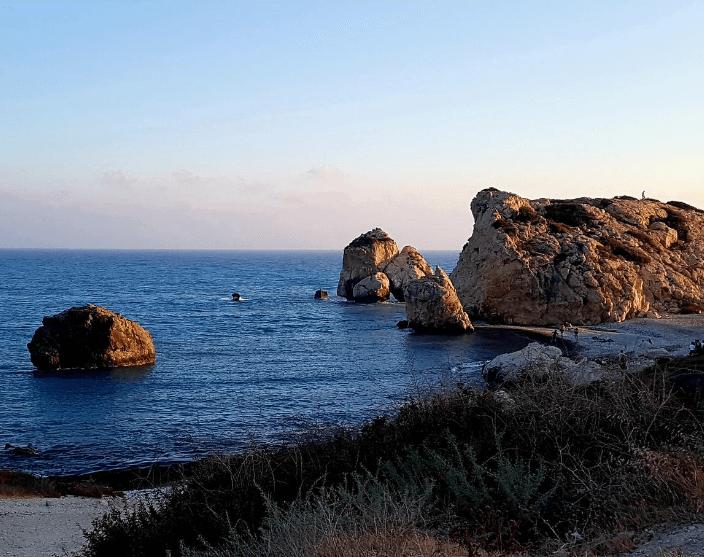 Aphrodité szikla