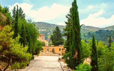 Agios Neofytos kolostor