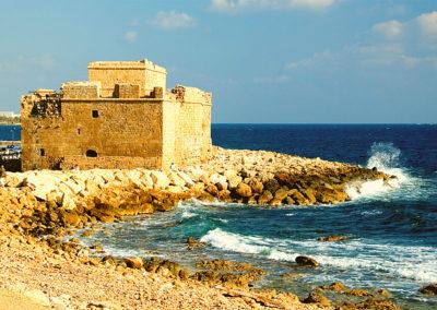 Páfoszi erőd, Ciprus
