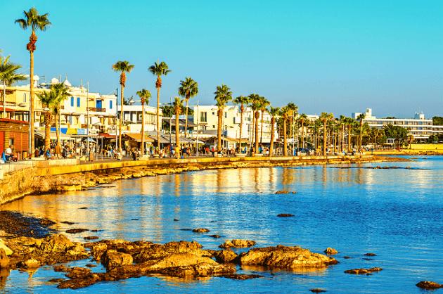 Páfosz városa, Ciprus
