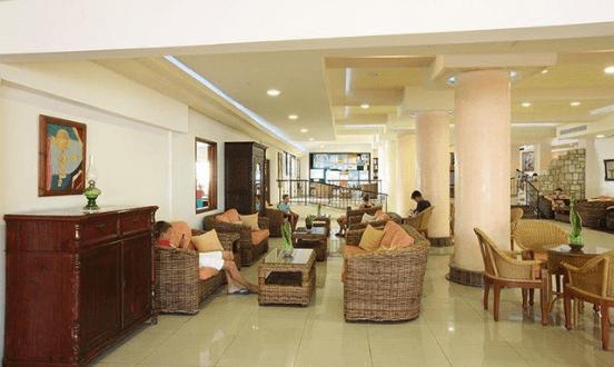 Veronica Hotel Páfosz Ciprus