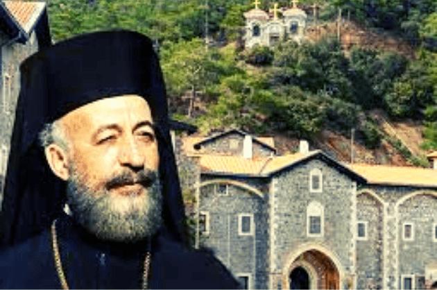 III Makariosz ciprus